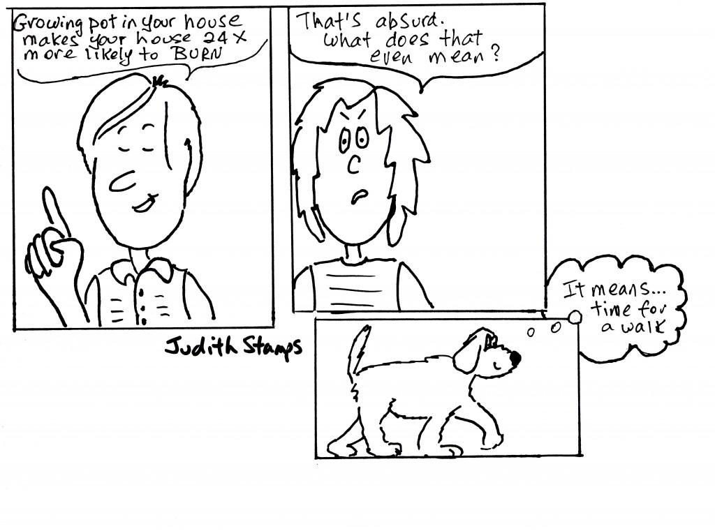 Judith Stamps Cartoon