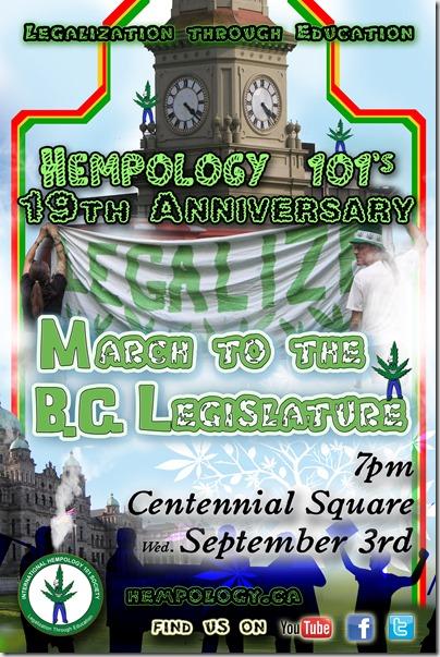 Hempologys 19th Anniversary