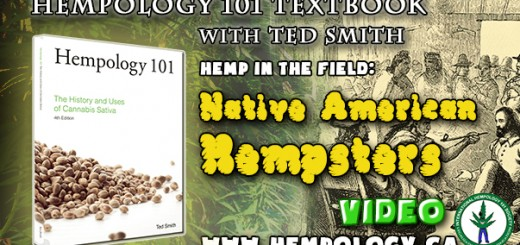 Native america hempsters