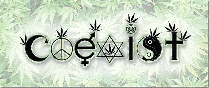 coexist weed