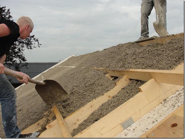 9 Roof insulation