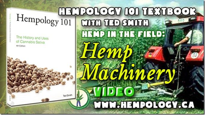 Hemp Machines