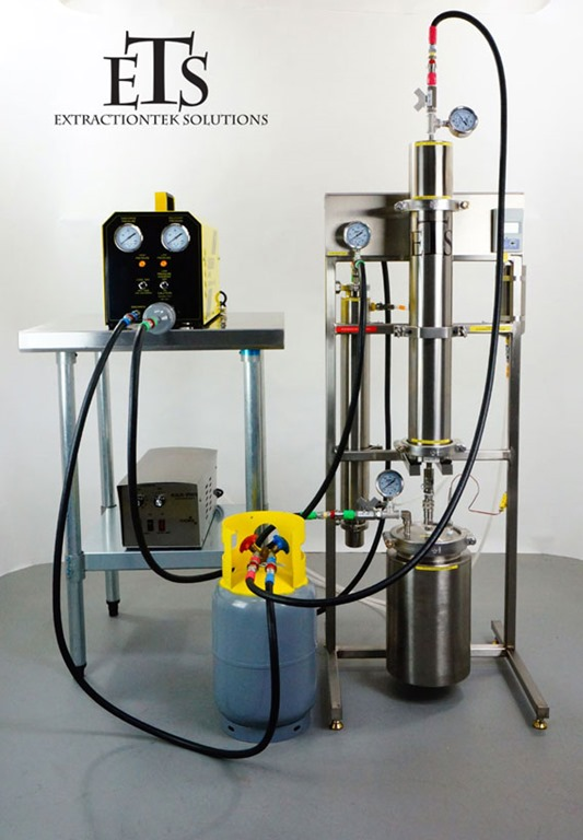 bho extraction machine for sale