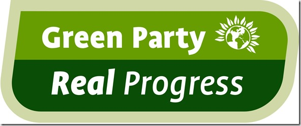 Green Party Real Progress logo