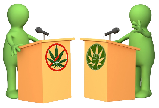 marijuana legalization debate Regardless of your feelings about legalizing marijuana, it's hard to deny that legal weed would be a bonanza for cash-strapped states, just as tobacco and alcohol already are.