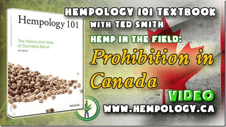 Prohibition Canada