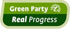 Green Party Real Progress logo