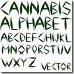 cannabis alphabet