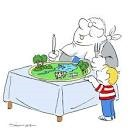 Dining on the world