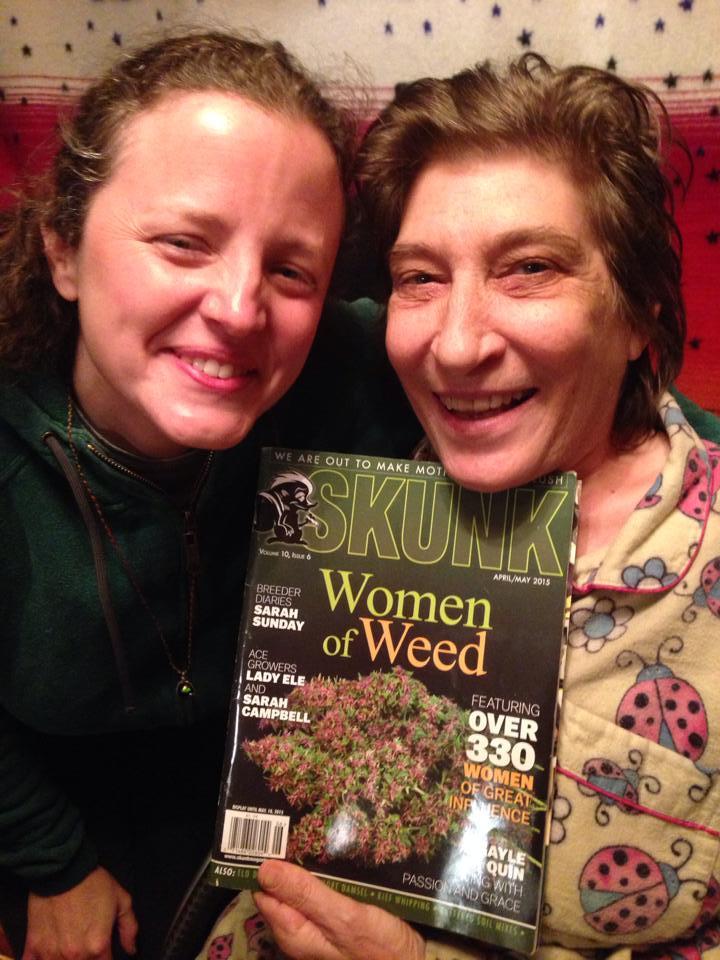 gayle women of weed