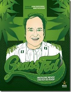 Grass Fed - Final Poster