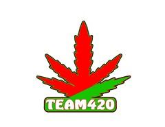 Team 420 button edit copy