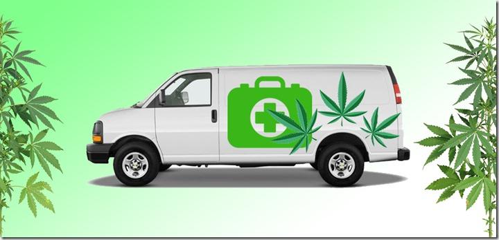 Cannabis Van