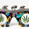 Animal-Overpass-glasses leaf