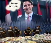 Justin's raid