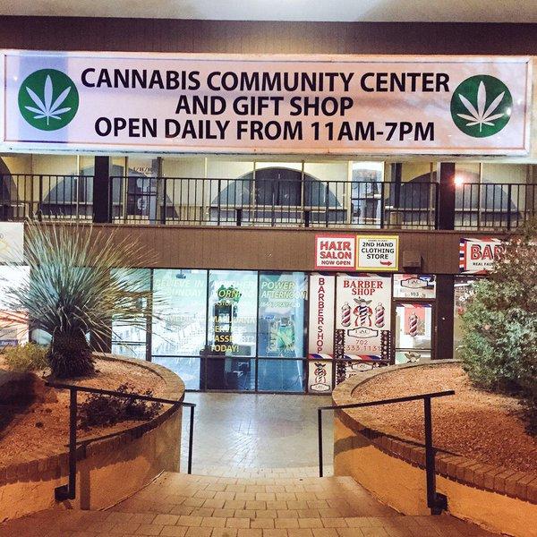 Cannabis Community Centre