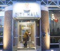 city hall thin