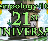 Hempology's 21st Anniversarythin