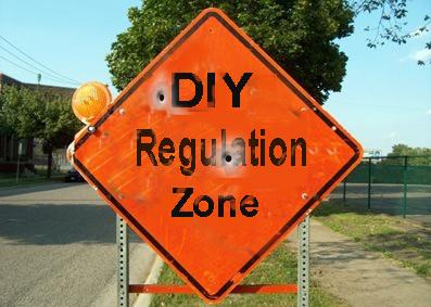 DIY Regulation