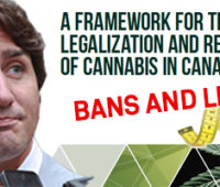 Trudeau's Cannabis Task Force Report: Bans and Limits