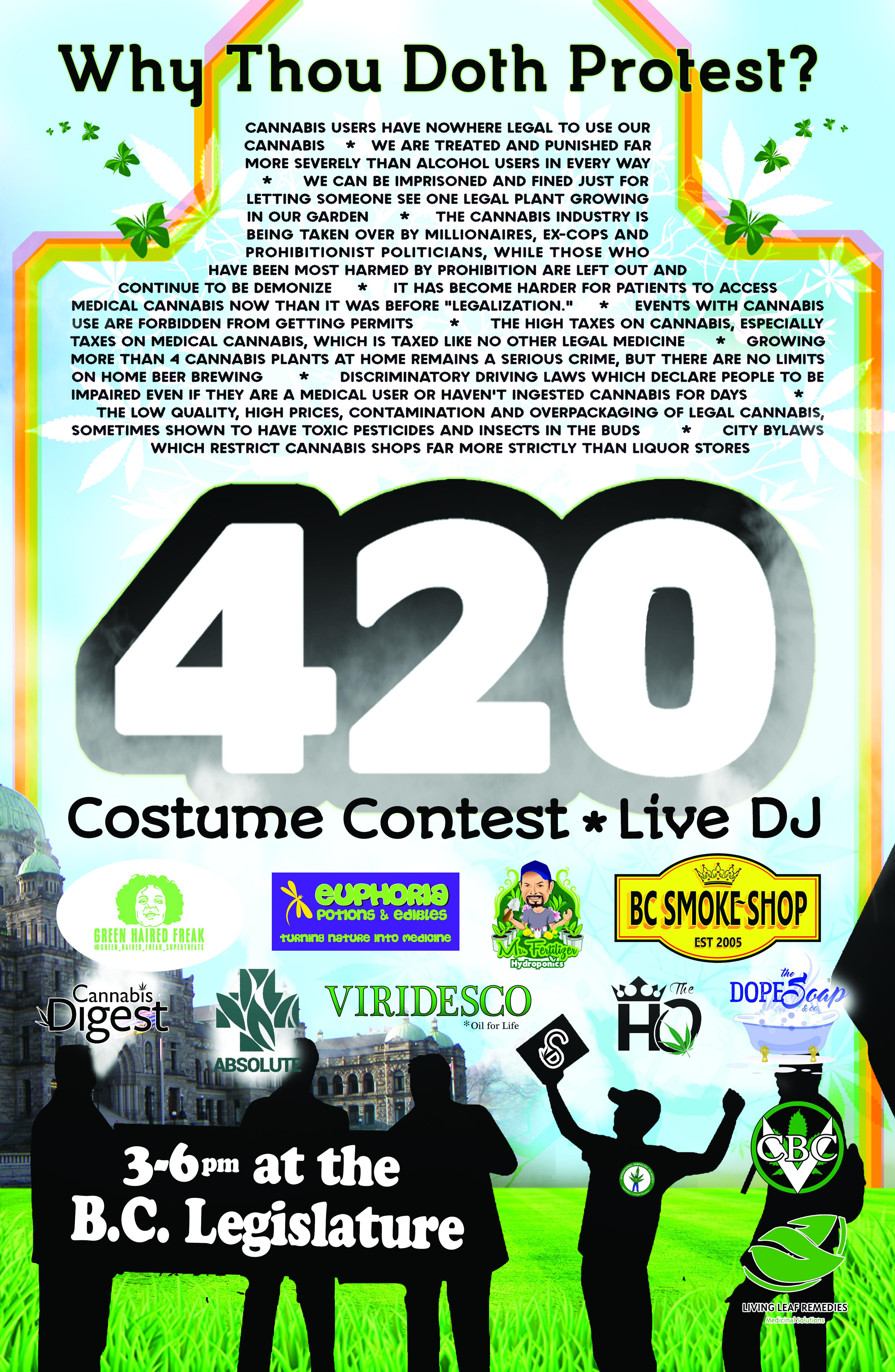 420 Victoria 2019 - Cannabis Digest